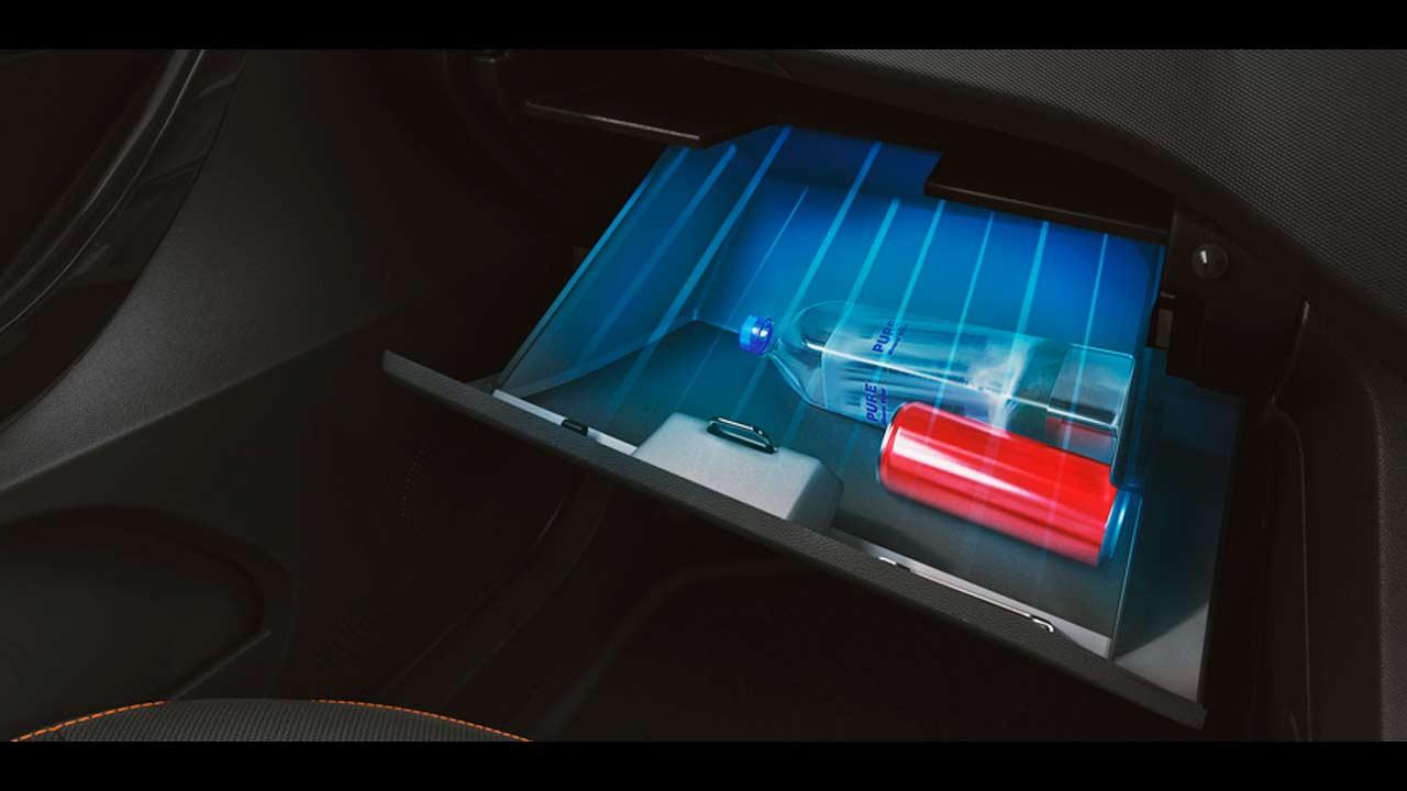 2018 Tata Tiago Nrg Cooled Glove Box Autobics