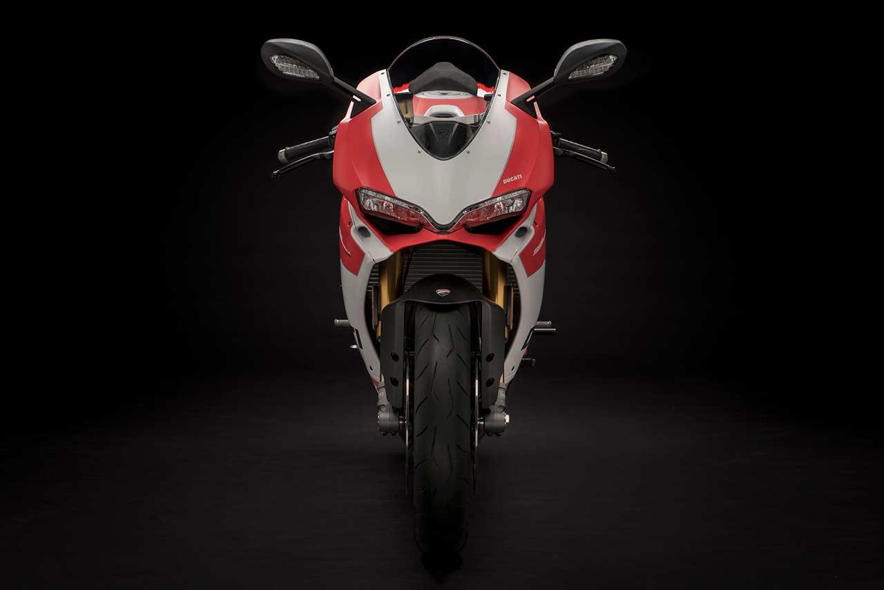 Ducati 959 Panigale Corse Edition Front 2018 Autobics
