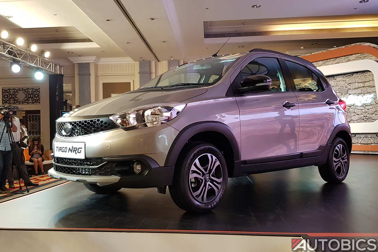 Tata Tiago NRG Price in India 2018 | AUTOBICS