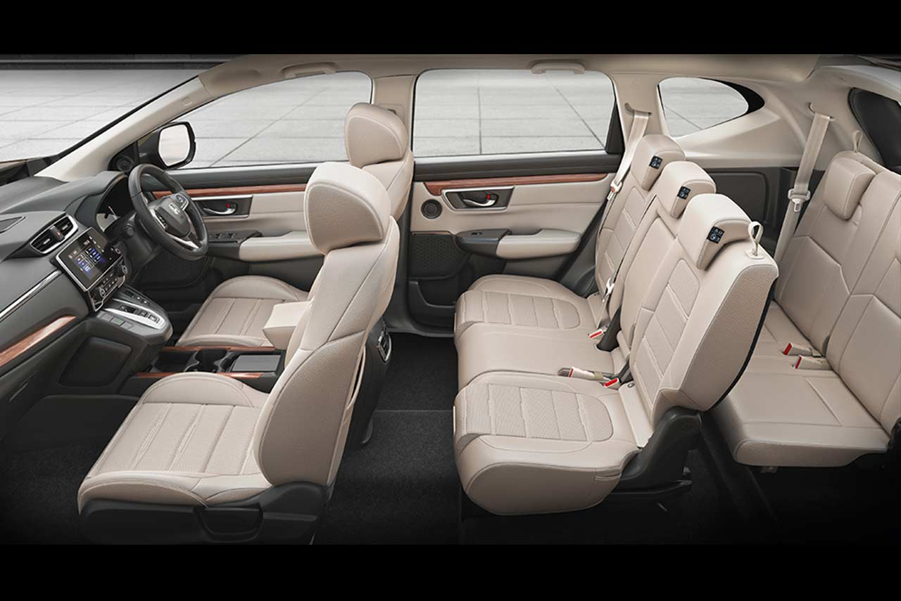2018 Honda Cr V Interior Seats