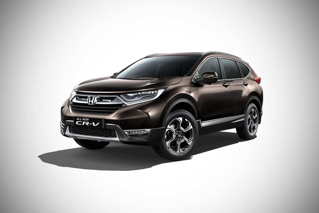 Ray Price Honda >> Honda CR-V Golden Brown Metallic 2018   AUTOBICS