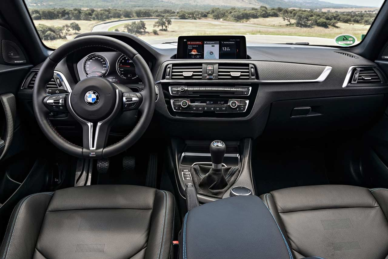 Bmw M2 Competition Priced At Inr 79 90 Lakh In India