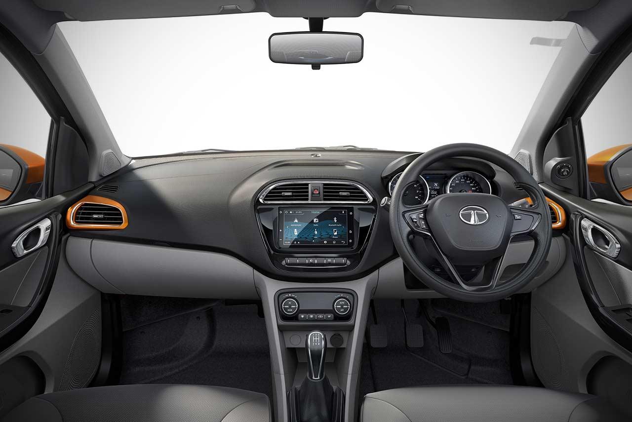 2018 Tata Tiago Xz Interior Dashboard Autobics