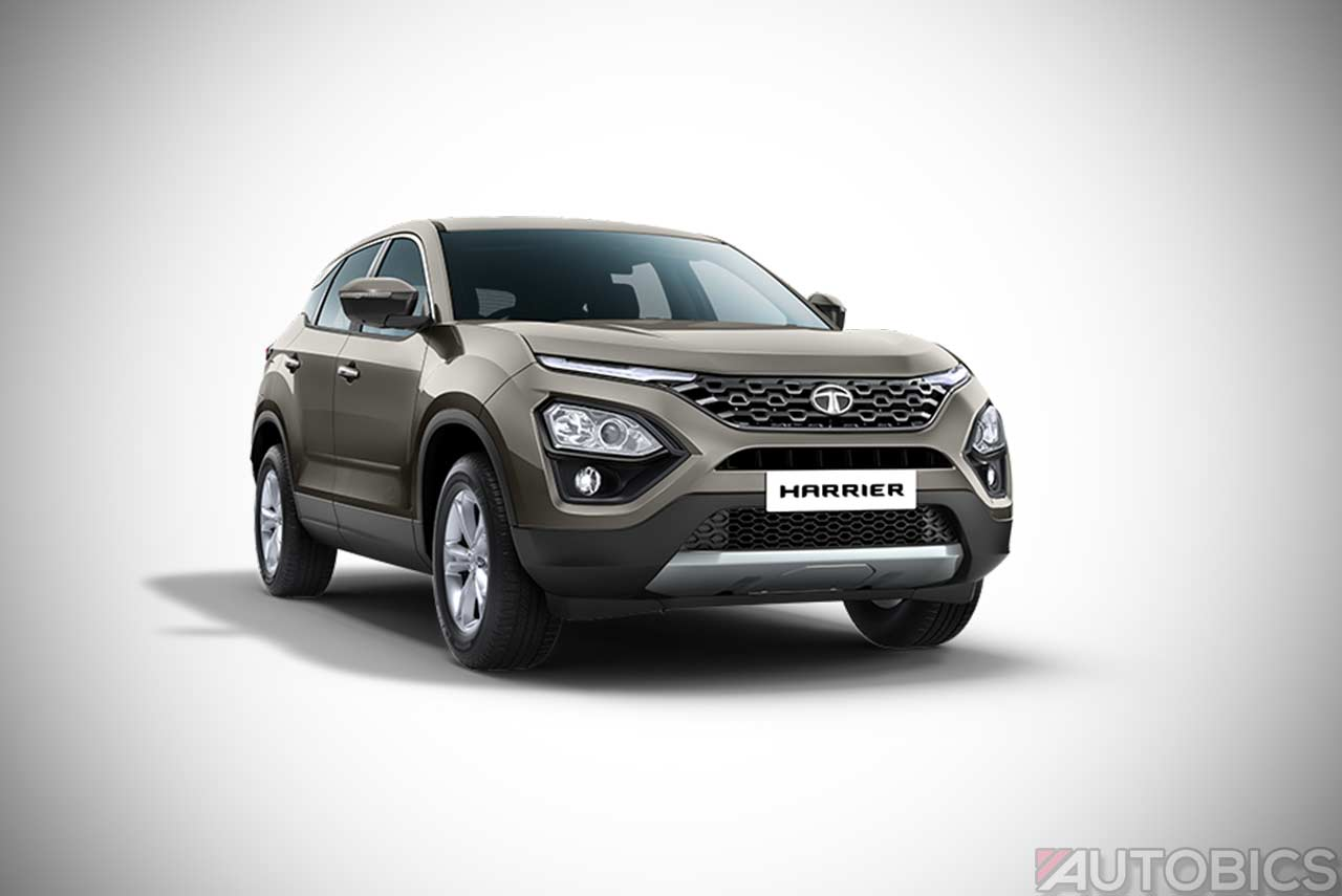 Tata Harrier Thermisto Gold 2018 Autobics