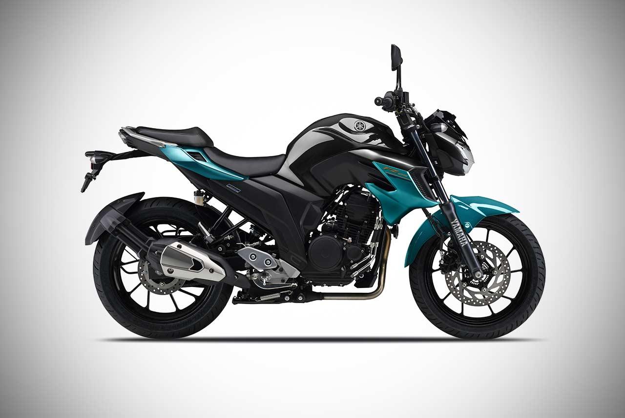 Yamaha FZ25 Cyan Blue 2019 | AUTOBICS