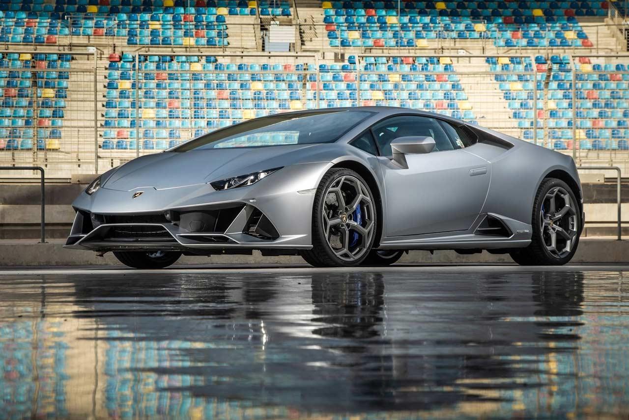 Lamborghini Huracan Evo Priced At Inr 3 73 Crore In India Autobics
