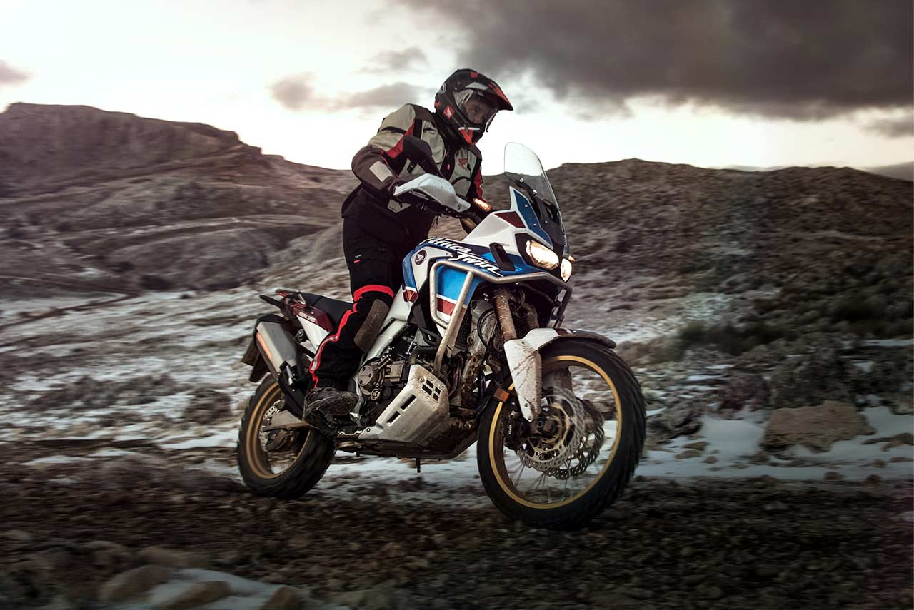 2019 honda africa twin crf1000l offroad autobics. Black Bedroom Furniture Sets. Home Design Ideas