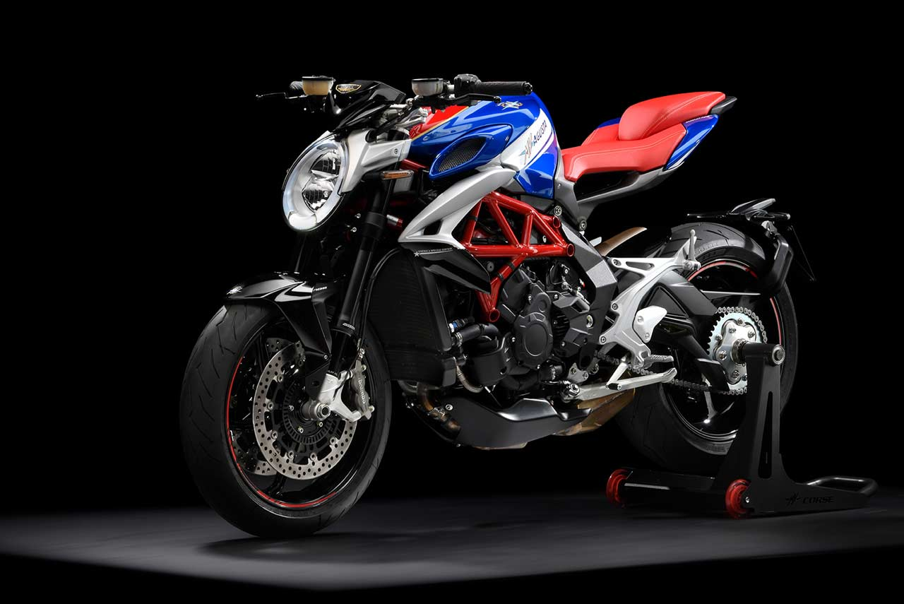 2019 MV Augusta Brutale 800 RR LH44 Motorcycle UAEs
