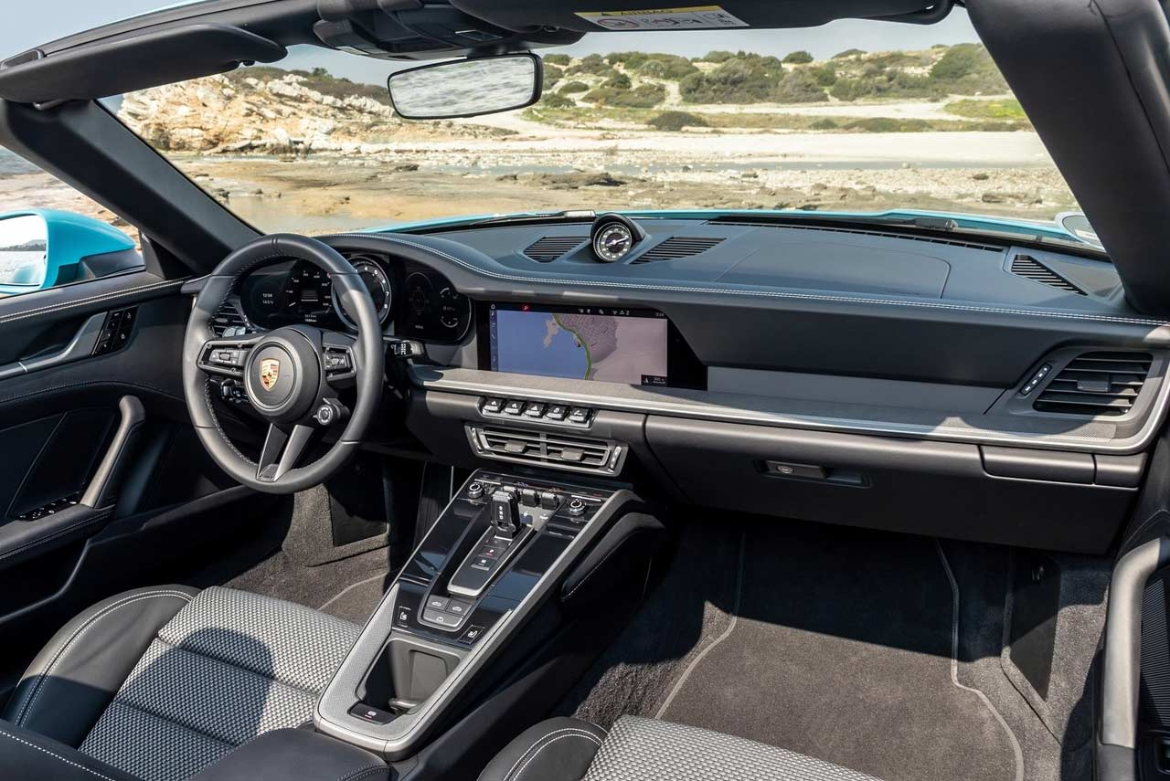 2019 Porsche 911 Carrera S Cabriolet Interior Autobics