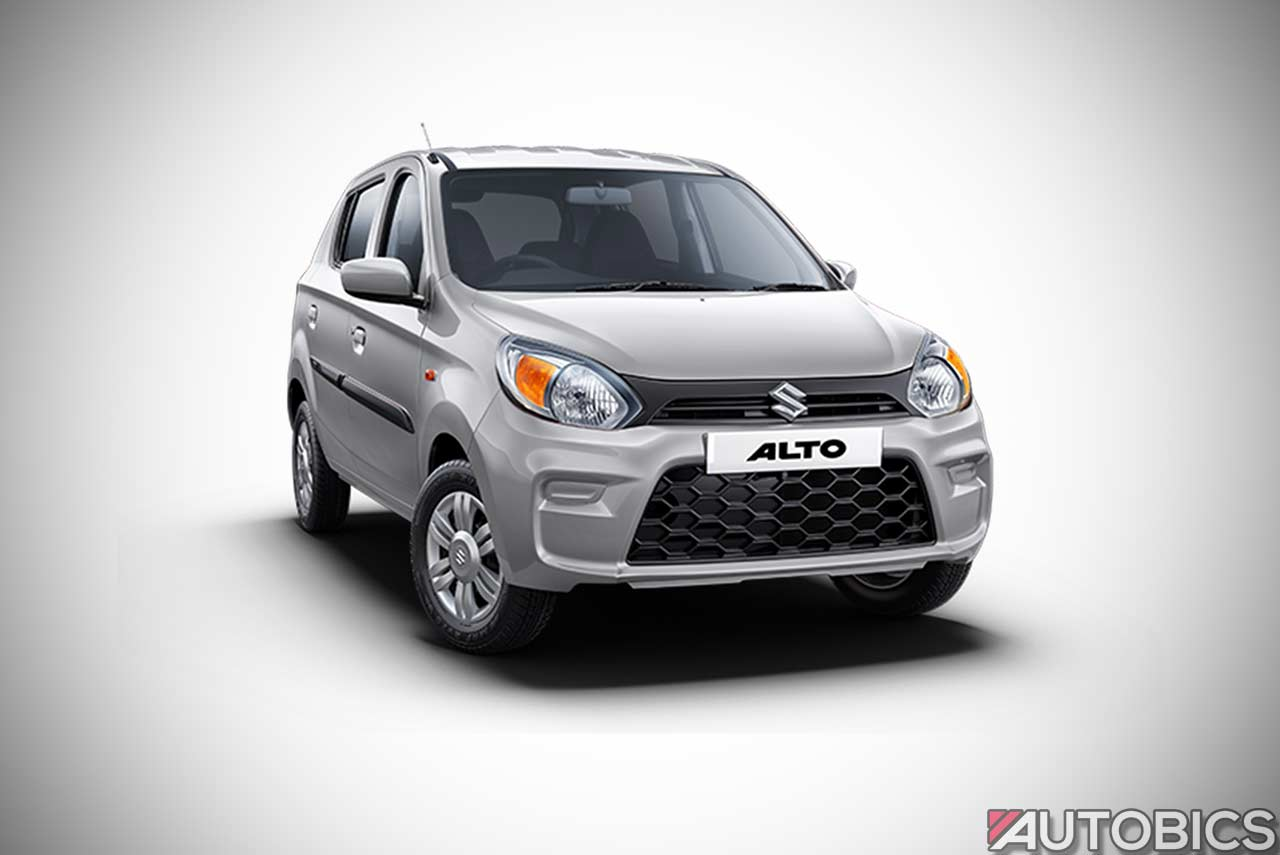 2019 Maruti Suzuki Alto Launched In India; Priced From INR