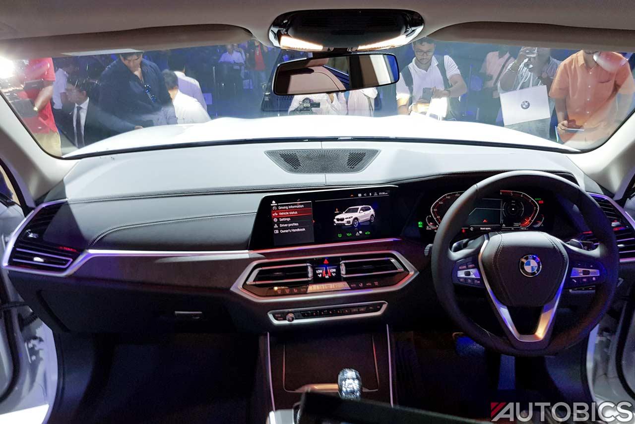 Bmw X5 Interior Dashboard 2019 Autobics