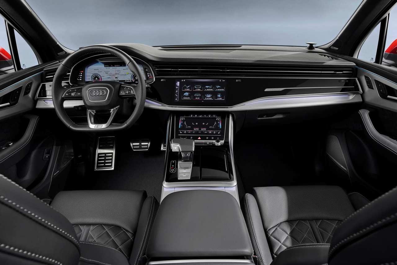 2020 Audi Q7 Interior | AUTOBICS