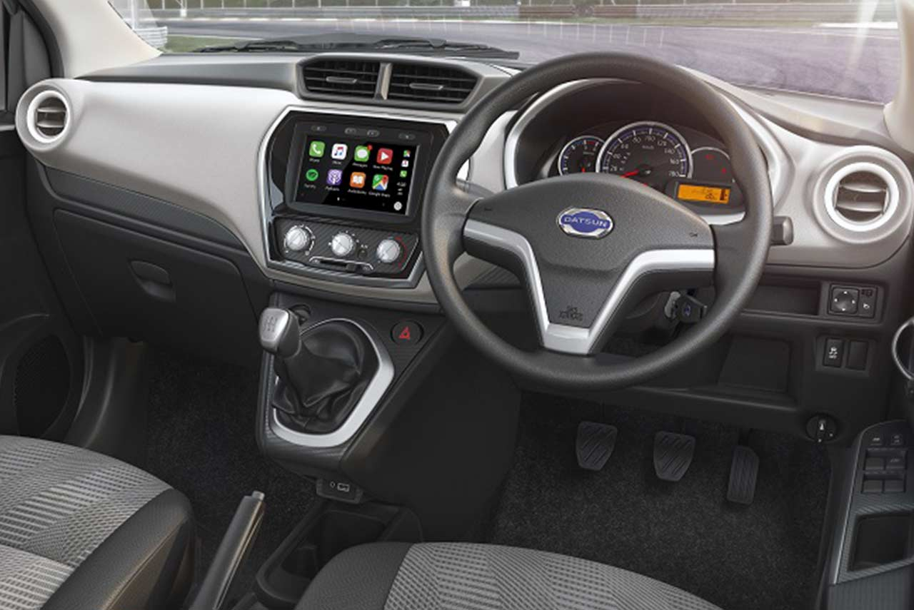 Worth Harley Davidson >> Datsun GO touchscreen interior 2019 | AUTOBICS