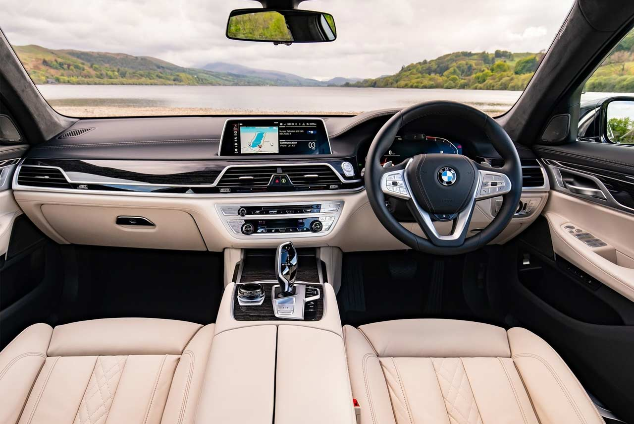 2019 Bmw 7 Series Interior Autobics