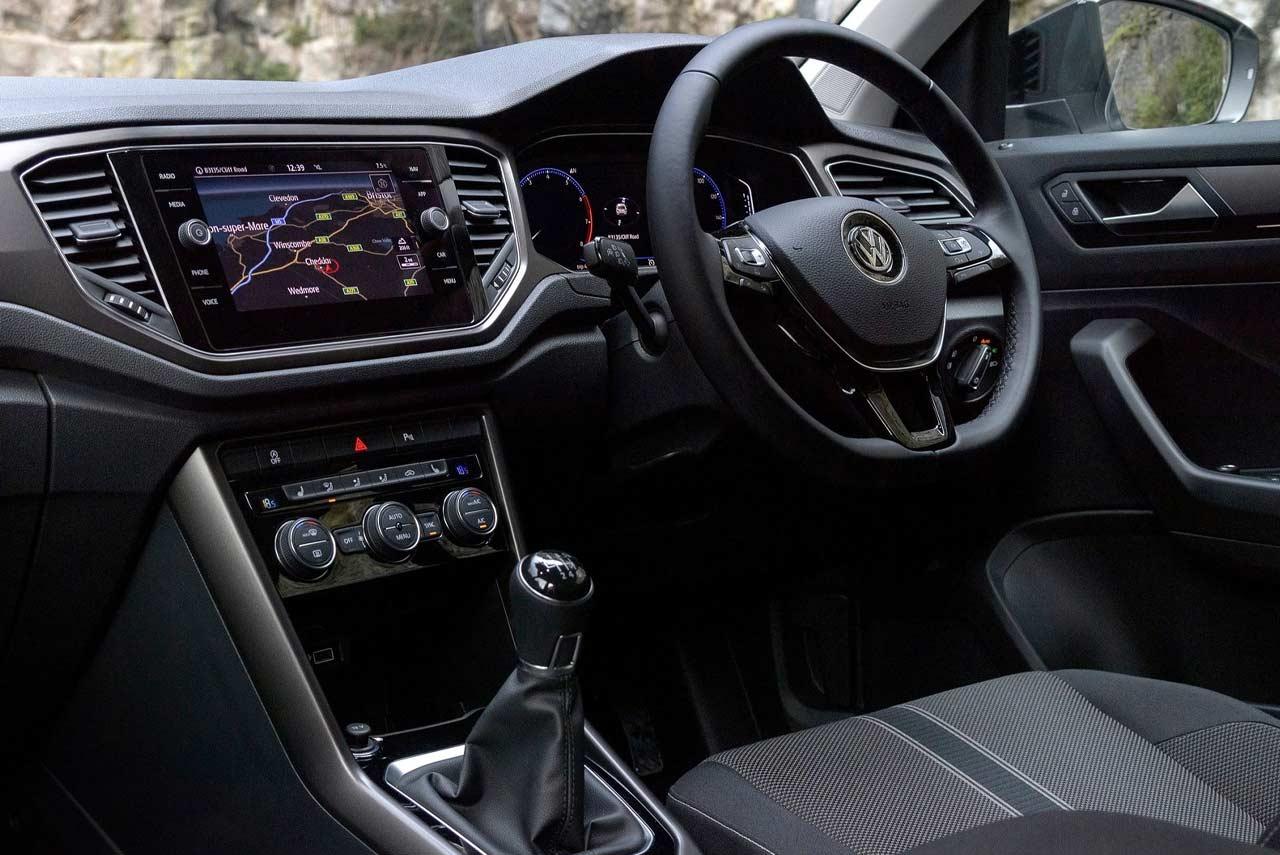 2020 Volkswagen T Roc Interior Autobics