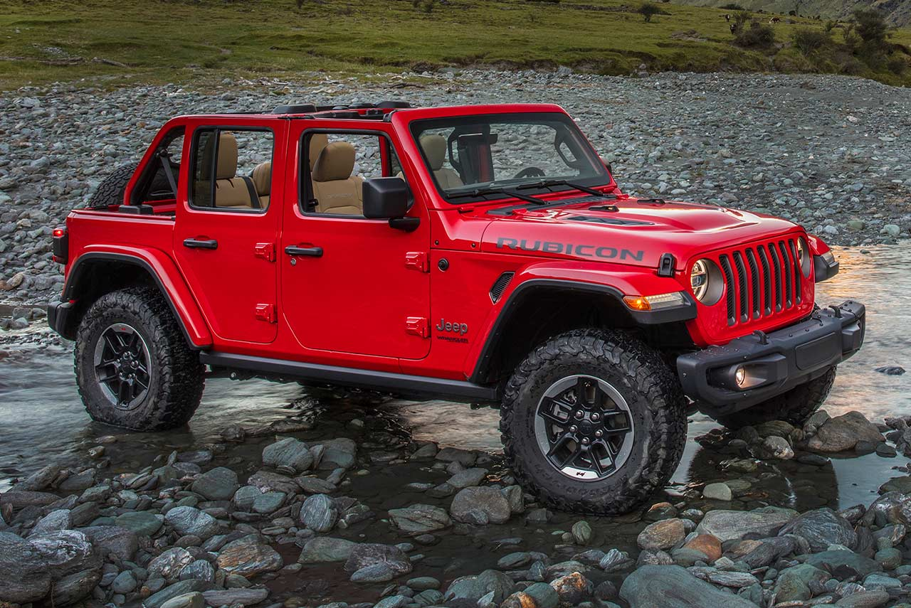 jeep wrangler rubicon priced at inr 68.94 lakh in india