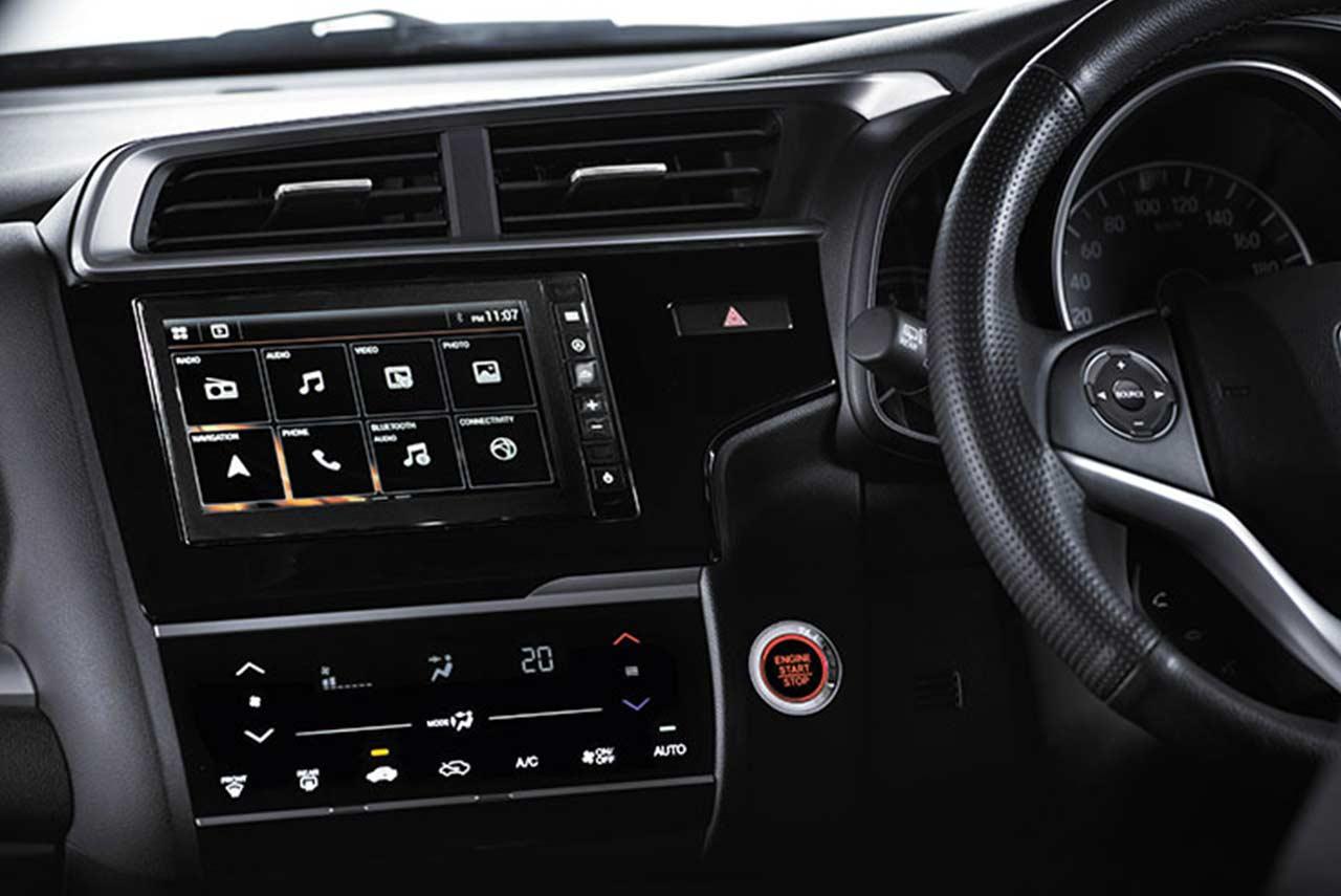 2020 Honda WR-V Touchscreen   AUTOBICS