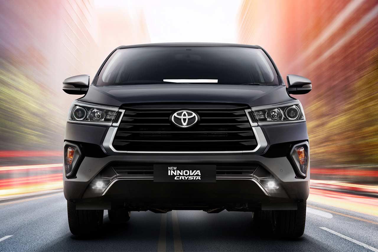 2020 toyota innova crysta zx facelift front | autobics